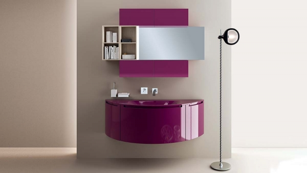 Bathroom Suites-idro by Scavoni