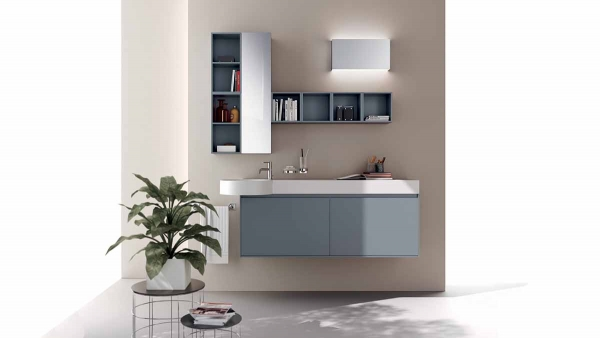 Grey Bathroom Suite