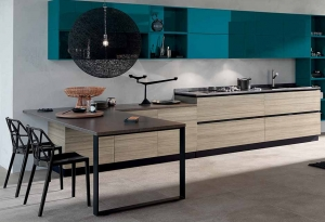 Kitchen Renovation - Scavolini Italian Kitchen