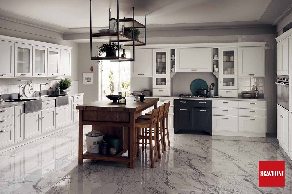 Wood Italian Fitted Kitchen-Favilla-03