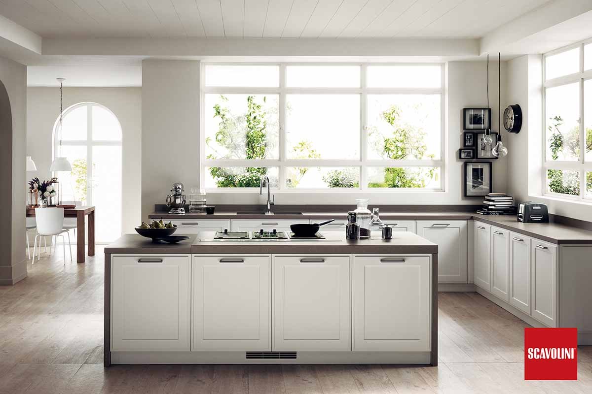 Wood Italian Fitted Kitchen-Favilla-04