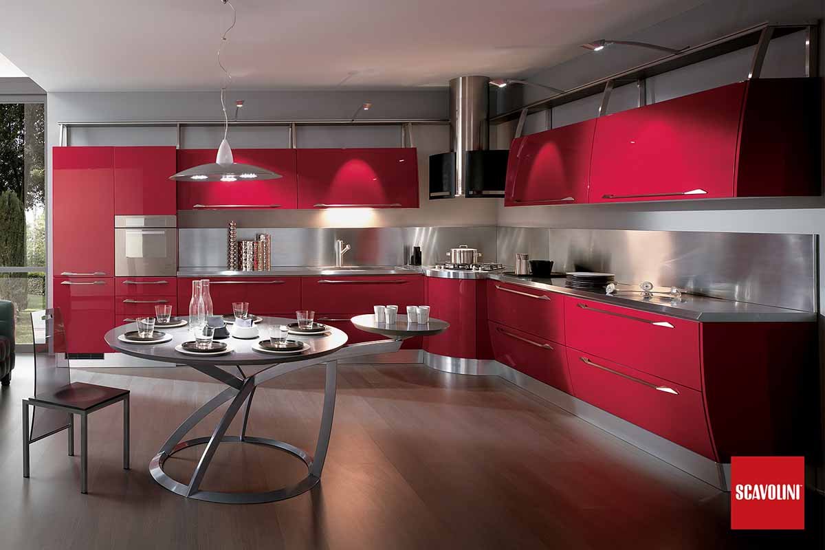 Flux Fitted Kitchen