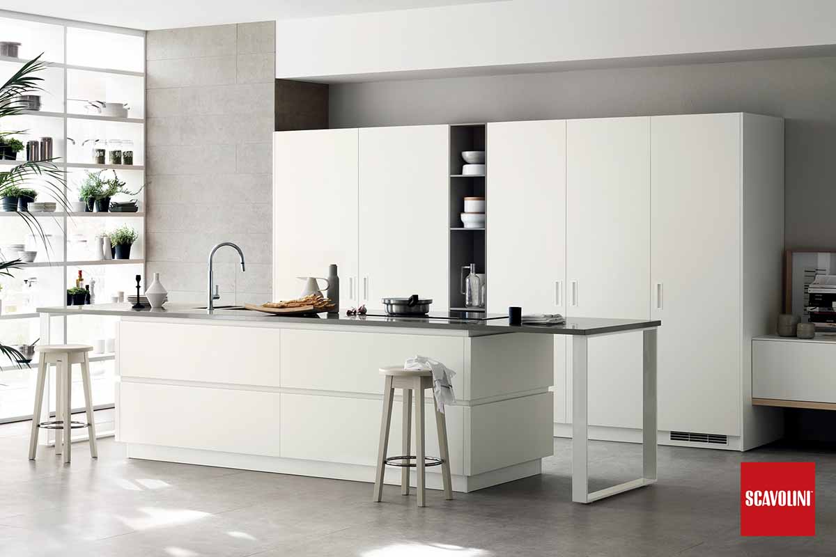 fitted kitchens - Scavolini Diesel