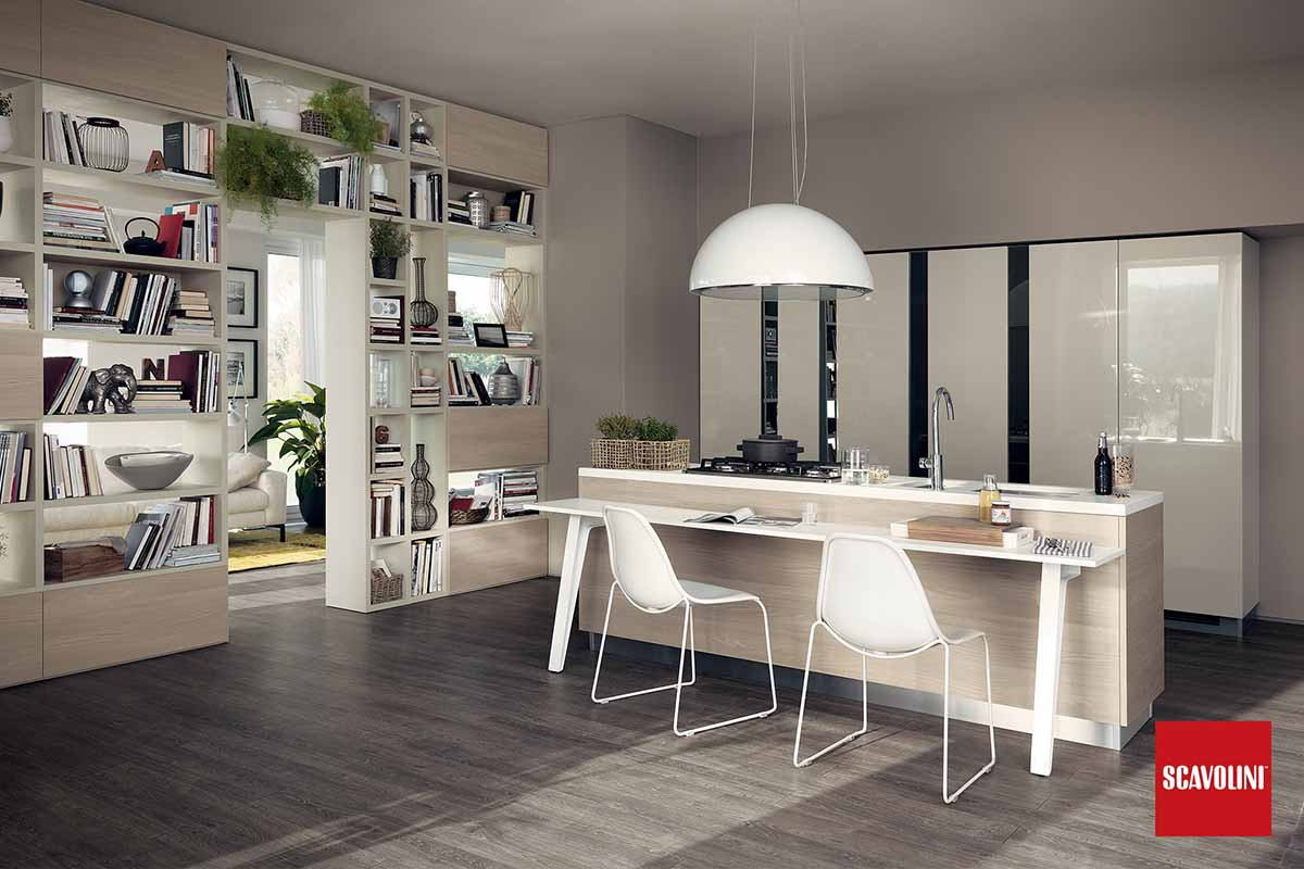 Kitchen Installation - Scavolini