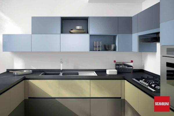 Kitchen renovation-tetrix - contemporary