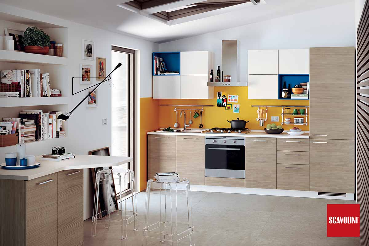 Scavolini Urban Model - fitted kitchen