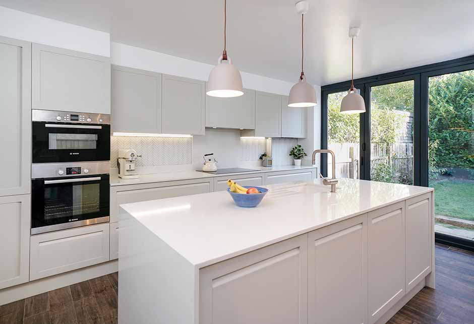 Kitchen Design - Italian Kitchen East Finchley
