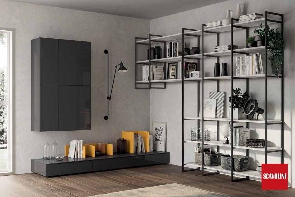 Living room storage units-sax-01