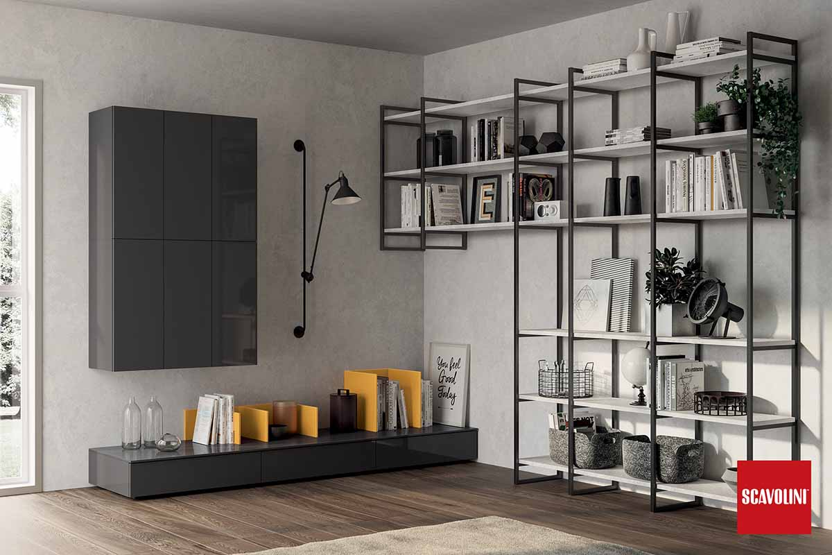 Living room storage units-sax-01