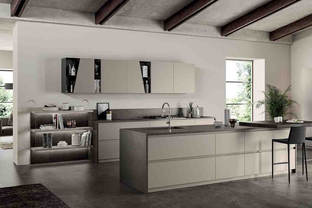 Liberamente fitted kitchen