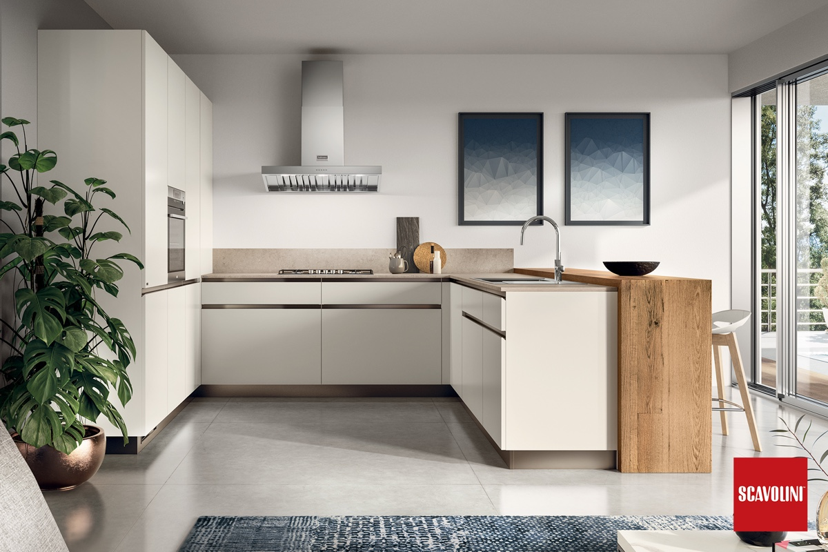BOXI Scavolini fitted kitchens